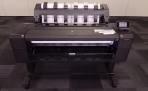 Plotter Plotter HP Designjet T1500 PS (36 in)
