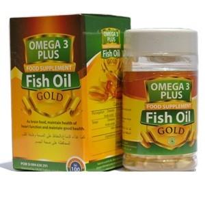 jual omega 3 plus minyak ikan fish oil gold meningkatkan vitalitas