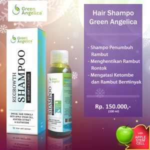 Green Angelica Hair Regrowth Shampo