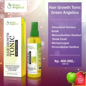 Green Angelica Hair Growth Accelerator