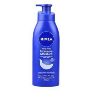Image result for Handbody Untuk Kulit Kering Nivea Body Lotion Intensive Moisture
