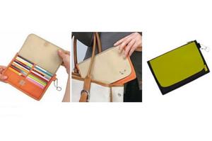 dompet kartu praktis dengan kapasitas hingga 40 kartu