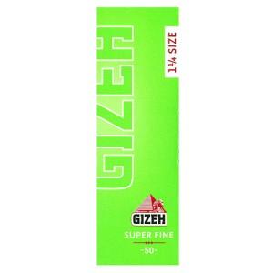 Papir Gizeh Super Fine 1 1/4 (50 lembar) Kertas Linting Rokok
