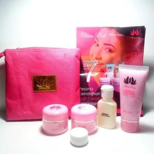 Cream Been Pink Beauty Series PAKET NORMAL - Baby Pink Sucofindo BPOM