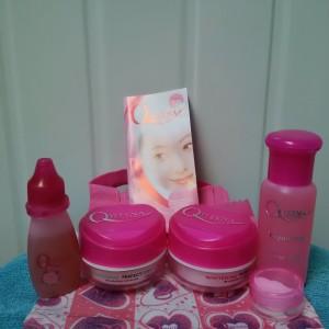 Qweena Skincare Original - Paket Lengkap / Komplit / Jerawat