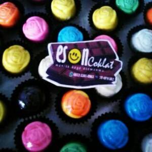 Coklat Praline Mix Colour