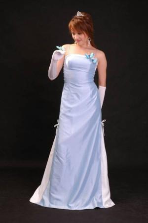 10 longdress biru Rp1.000.000 only