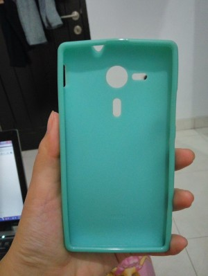 Soft case Sony Experia SP