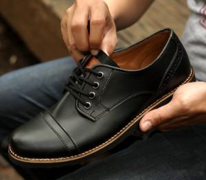 Sepatu Formal PEDRO Black