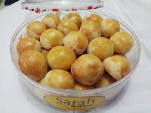 Nastar Susu WISMAN Sarah Bakery, Rasanya Susu Banget, Lezat