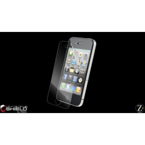 Zagg invisibleSHIELD for Apple iPhone 4/4S - Screen