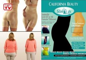 Slim Lift Body California ( warna hitam )