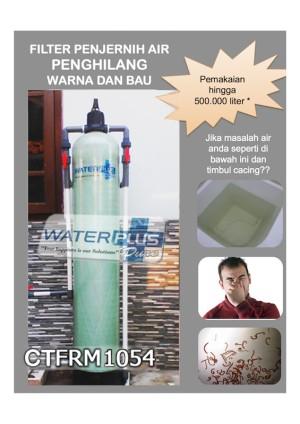 FILTER AIR WATERPLUSPURE PENGHILANG BAU DAN WARNA | CTFRM1054