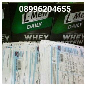 Promo Lmen / L men / L-Men Hi Protein Daily Formula Murah