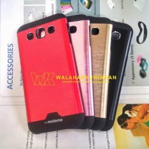 MOTOMO Metal Hard Case Cover Samsung Galaxy E5 - Hybrid Series