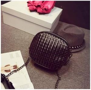 UM20908 Tas Wanita Korea Import Murah Slingbag Rose Gold Silver Black