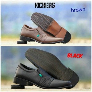 Kickers Pantopel Pria , Sepatu Kantor , Sepatu Kerja, Sepatu Keren