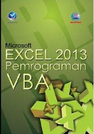 Jual Microsoft Excel 2013 Pemrograman VBA - Kab  Sleman - Buku Komputer Net  | Tokopedia