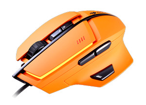 Cougar Laser Gaming Mouse 600M Orange
