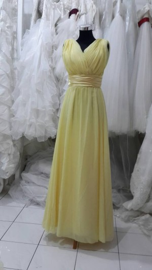 longdress loose kuning