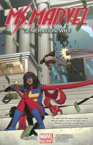 Jual Ms Marvel Vol 2 Generation Why TP