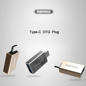 REMAX OTG ON THE GO TYPE C USB 3.0 RA-OTG 1