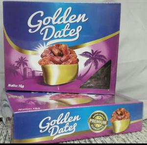 Kurma Golden Dates Khalas 1 kg Premium United Arab Emirates Dates