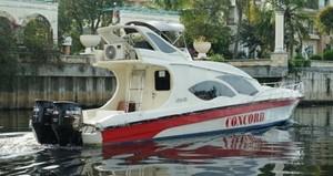 Paket mancing kapal KM Concord Jakarta