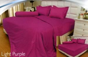 Bedcover Vallery 160 – Light Purple