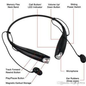 Headset / HF/ Handsfree Bluetooth LG TONE+ HBS 730