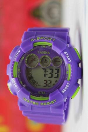 Jam tangan anak sd perempuan anti air murah terbaru gshock lasika qnqq