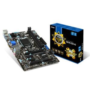 MSI H81M-E35 V2 (HDMI) (LGA1150, H81, DDR3) (By WPG)