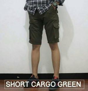 Impresif Celana Cargo / Celana Petualang (military) Army Green Murah. Source · Grosir
