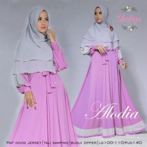 Busana Muslim Dress Cantik