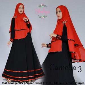 Busana Muslim Cantik dan Elegan