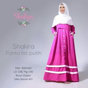 Dress Cantik Bahan Baloteli Original