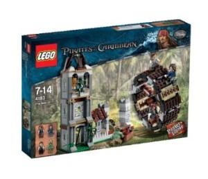 Lego 4183 POC The Mill