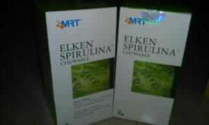 Spirulina (500 Tablet)