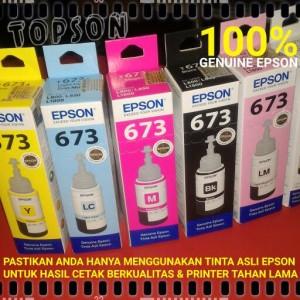 Tinta Botol Original Epson L800