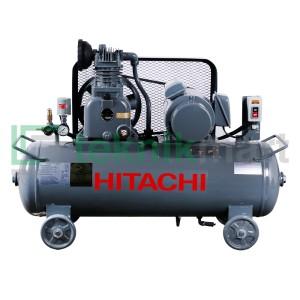 hitachi 2 hp air compressor. kompresor angin / air compressor hitachi 2hp 1phase 2 hp h