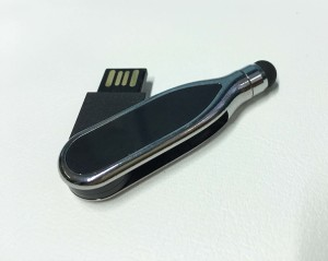 Souvenir Flashdisk Stylus Swivel 8GB - Polos