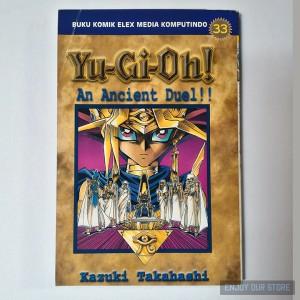 Komik Yu-Gi-Oh! vol. 33