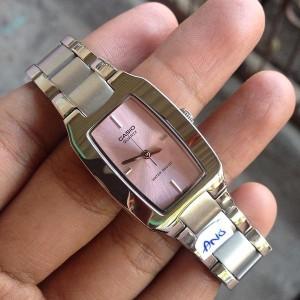 Jam tangan Wanita Casio LTP-1165A-4CDF Original