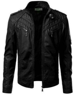 Jaket Touring racing kulit T-075