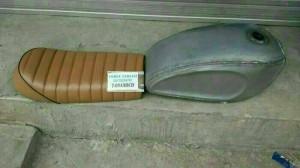 tangki custom dan jok roti 1 paket