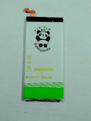 Baterai Rakkipanda For Samsung Galaxy E5 double Power 4800mAh