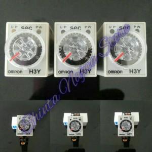 Jual omron h3y 2 delay timer relay 24v 60 detik shinta najwa omron h3y 2 delay timer relay 24v 40 publicscrutiny Choice Image