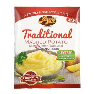 Kentang Instan Tradisional Jay's Traditional Mashed Potato