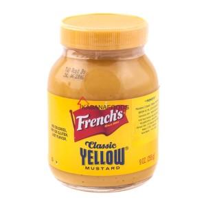 Mustar Kuning Klasik French's Classic Yellow Mustard 255gr