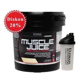 Muscle Juice Revolution 2600 Ultimate Nutrition Source · Ultimate Nutrition Muscle Juice Revolution isi 11 10